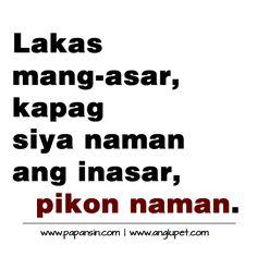 Mga Patama Quotes - Tagalog Banat Quotes   Tagalog Quotes