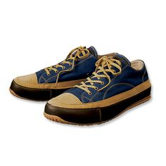 Just found this Canvas Sneakers For Men - Canvas and Leather Minimalist Shoe -- Orvis UK on Orvis.com!