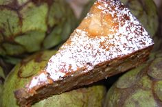 Cherimoya Almond Cake (Tarta de Chirimoya) – The Cascadian Kitchen Peruvian Desserts, Peruvian Recipes, Paleo Treats, Almond Cakes, Dessert Drinks, No Bake Desserts, Bread Recipes, Banana, Healthy Recipes