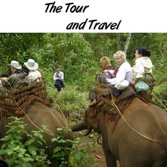 The #Tour and #Travel...