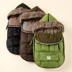 Baby sleeping bags - yes! I'll need one of these because my kid is going to be a traveler