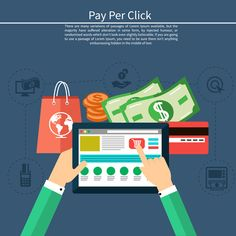 Pay Per Click by robuart on Creative Market