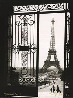 Paris, Paris...  <3 http://pinterest.com/genevieverose3/there-s-no-place-like-paris/ <3