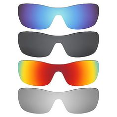 $51.00  $84.00  (260 Available)End Date: Oct 192016 07:59 AM GMT-07:00  $51.00 for Revant Replacement Lenses for Oakley Antix  Multiple Pack Options