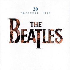 Carátula Interior Frontal de The Beatles - 20 Greatest Hits