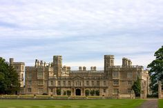 Castle Ashby House, Northamptonshire, England.