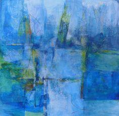 Blue Fields Kathy Elliott