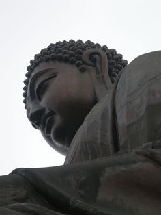 This photo of the Lantau Island is from Viator. Lantau Island and the Giant Buddha Day Trip from Hong Kong was one of our favorite days in Asia. Giant Buddha, Day Trips, Hong Kong, Mystic, Statue, Island, Curiosity, China, Dreams