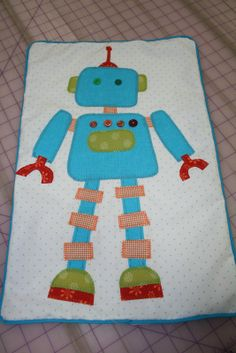 robot quilts - Google Search