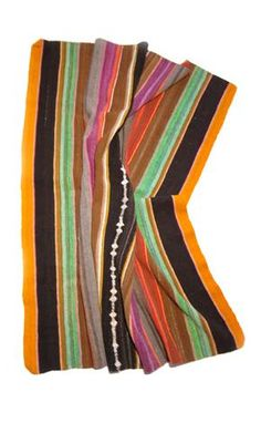 bolivian frazadas- love the colors