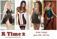 Lingerie at insanely low prices