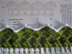 Barradinho verde&branco