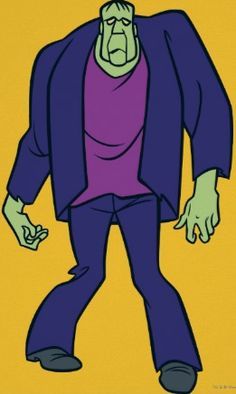 """Scooby-Doo Villain: Frankenstein's Ghost from """"A Gaggle of Galloping Ghosts"""" Scooby Doo Coloring Pages, Monster Coloring Pages, Cartoon Dog, Cartoon Characters, Scooby Doo Tattoo, Scooby Doo Costumes, Halloween Camping, Halloween 2019, Scooby Doo Mystery Inc"""
