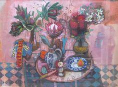 Concerto for Jazz Quintette & Orchestra - Leon Morrocco Kitchen Prints, Food Illustrations, Orchestra, Garden Furniture, Food Art, Flower Art, Still Life, Jazz, Igcse Exam