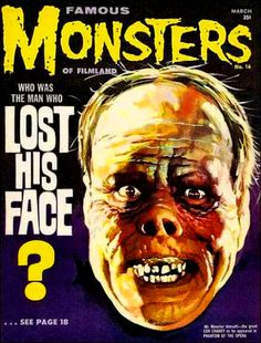 Famous Monsters: The eerie movie-monster portraits of Basil Gogos