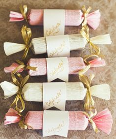 Wedding Candy Poppers - Bright Side Bride