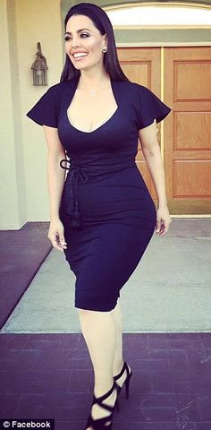 Abuse: Plus-size model Rosie Mercado, pictured left before her weightloss and right after,...