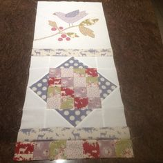 Shabby Quilt: Foxley Village