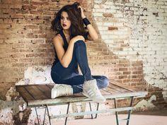 Стройка джинсы портрет майка