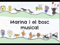 Conte Infantil Marina i el bosc musical