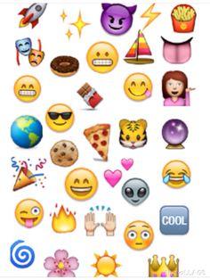 Emoji background 3