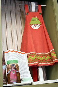 Rick-Rack a treat article dress | Flickr - Photo Sharing!