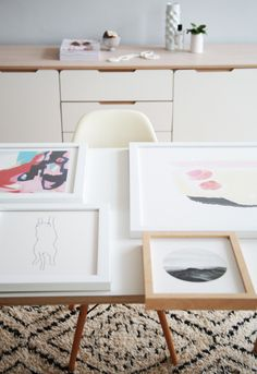 How To Choose Art For Your Gallery Style Wall