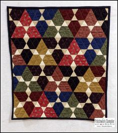 Patchwork Sampler | Quilts and Design by Rhonda Roberts