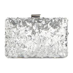 Play the Party Clutch ($36) via Polyvore