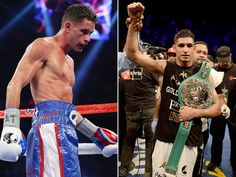 CHRIS ALGIERI BELIEVES HE BEAT AMIR KHAN IN CLOSE FIGHT..GIVES REASONS WHY
