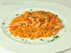 Gamberi con risotto: Ricette Grecia | Cookaround