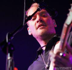 Alkaline Trio Perform At Musink 2012.