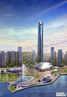 30 Supertall Architectural Projects To Be Built In China   architecture    Supertall Buildings skyscraper architecture