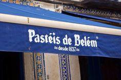 El mundo de Avekrénides.                     : Pastéis de Belém. Lisboa.