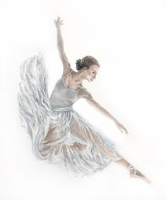 I wanted to paint this ballet dancer because of that beautiful tulle skirt flowing through the air, along with her gracefulness and beauty, this was just crying out to be painted! Original Oil Painting, Dancer, Art Painting, Art Painting Oil, Painting, Limited Edition Prints, Art, Ballet Dancers, Prints