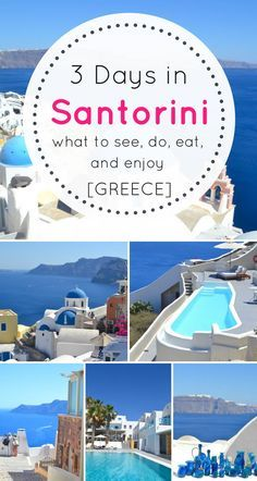 Heading to Greece soon and looking for the best things to do in Santorini? Only have a short amount of time? Don't fret – you can still fulfill all your idyllic whitewashed Greek Island fantasies with only three days in Santorini.