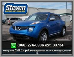 2012 Nissan JUKE S Wagon   Engine Immobilizer, Mp3 Player, Tire Pressure Monitoring System, Variable Intermittent Front Wipers, Bucket Front Seats, Coil Front Spring, Side Airbag, Rear Leg Room: