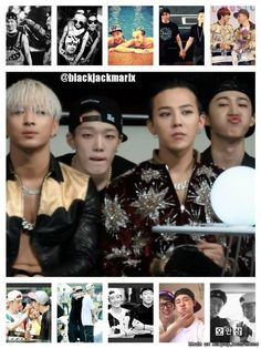 GD/Taeyang - B.I./Bobby (FRIENDSHIP) | allkpop Meme Center