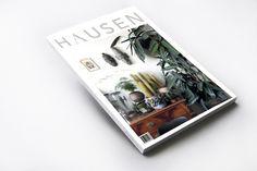 KOLORAT im neuen Interieurmagazin HAUSEN. www.kolorat.de #KOLORAT #Wandfarbe #Hausen