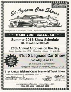 Car show u.p.