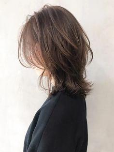 Hairstyles Haircuts, Pretty Hairstyles, Cut My Hair, Hair Cuts, Hair Inspo, Hair Inspiration, Medium Hair Styles, Curly Hair Styles, Short Grunge Hair