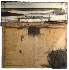 Anthologie by Crystal Neubauer #mixed_media #collage #art