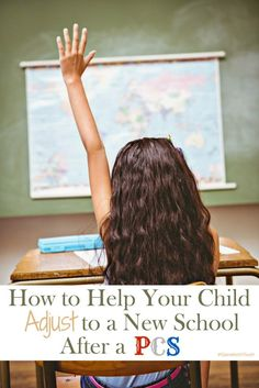 Here are several tips any family can use to help a child adjust to your new school after a PCS!