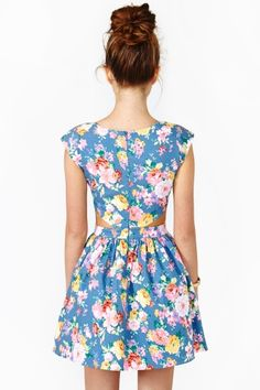 Fresh Cut Dress - Chambray other view