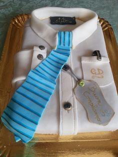 Torta camicia 2