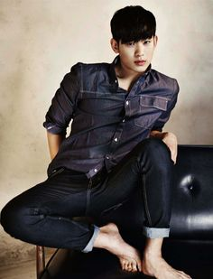 Kim Soo Hyun - Esquire Magazine March Issue '14