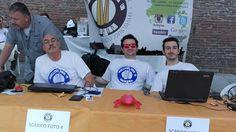 Duilio, Fabio e Mallo