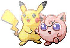 DeviantArt: More Like Mewtwo Pixel Art Grid by Hama-Girl