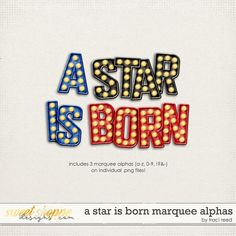 A Star is Born by Tr
