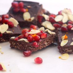 Inspired by the KitKat bar  - here is a little more adult version of that favorite chocolate treat.